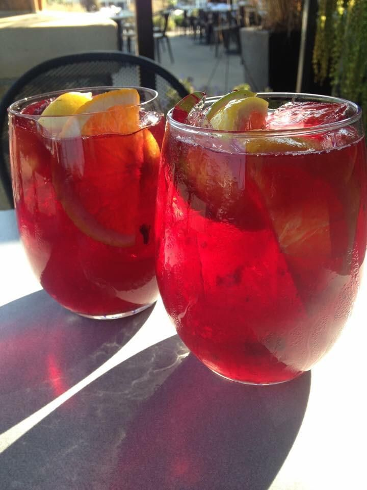Salty Iguana -  Staying cool this #summer is as easy as #Sangria! #BeatTheHeat