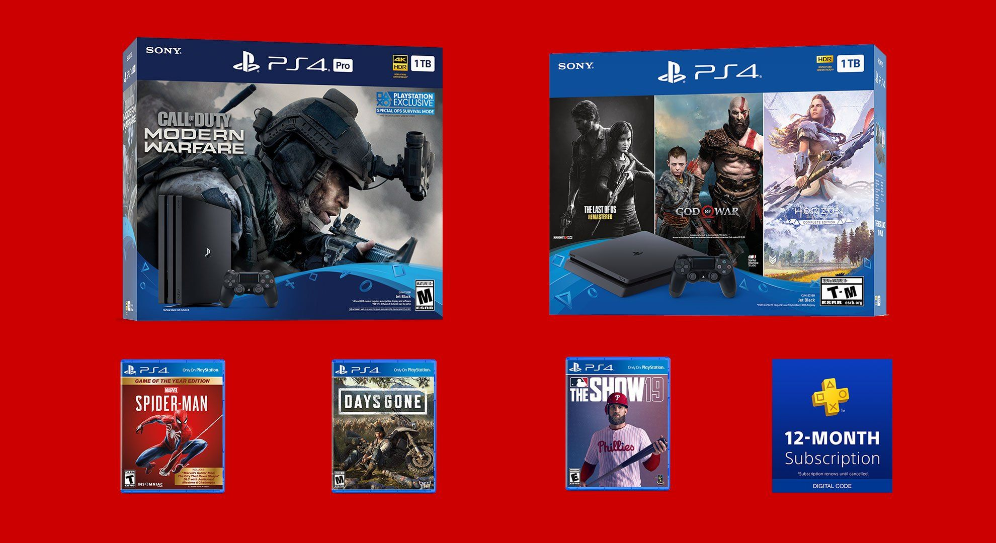 All The Playstation 4 Black Friday Deals That Already Went Live Playstation Playstation 4 Black Friday Deals