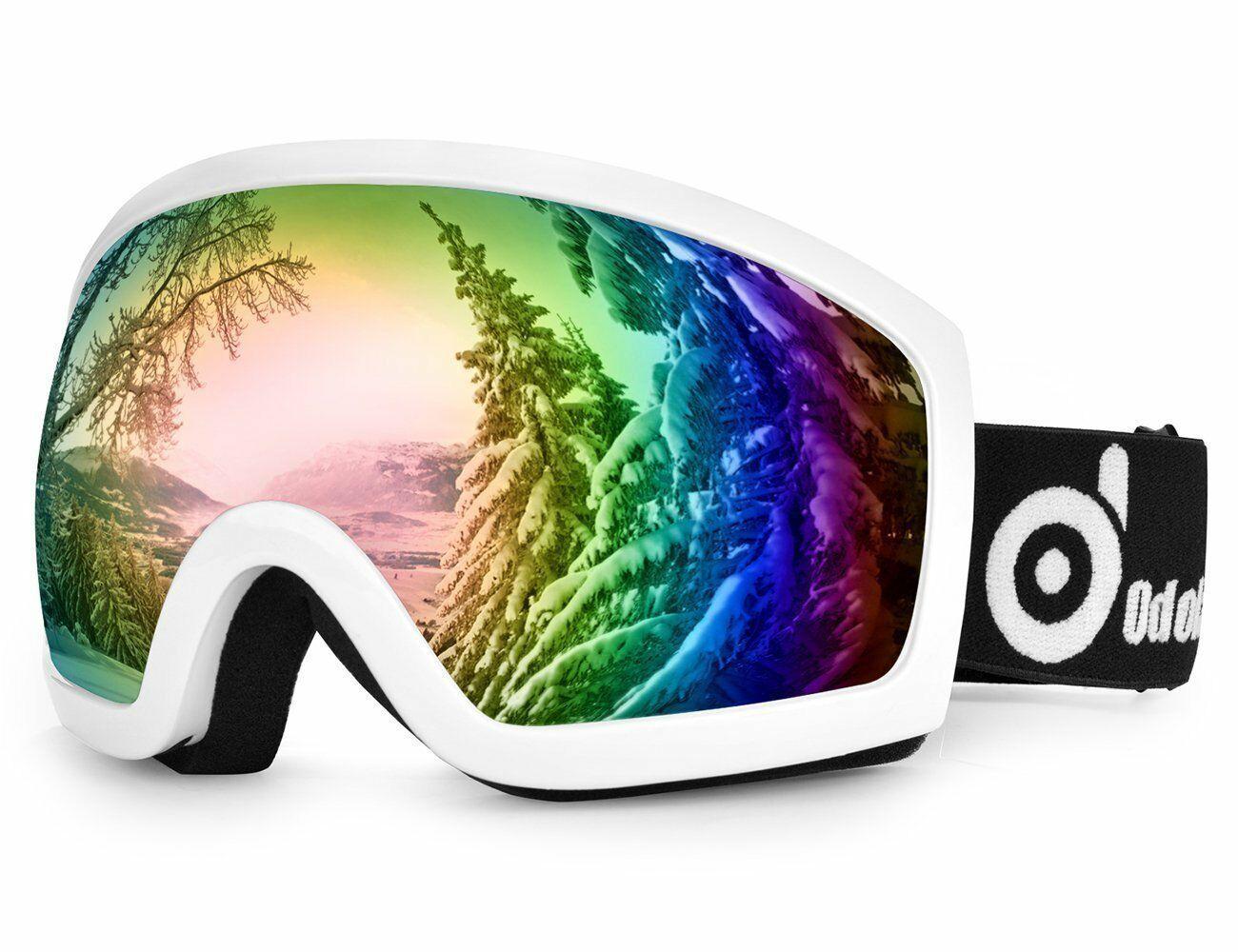 Snow Ski Goggles Unisex Anti Fog Windproof UV400