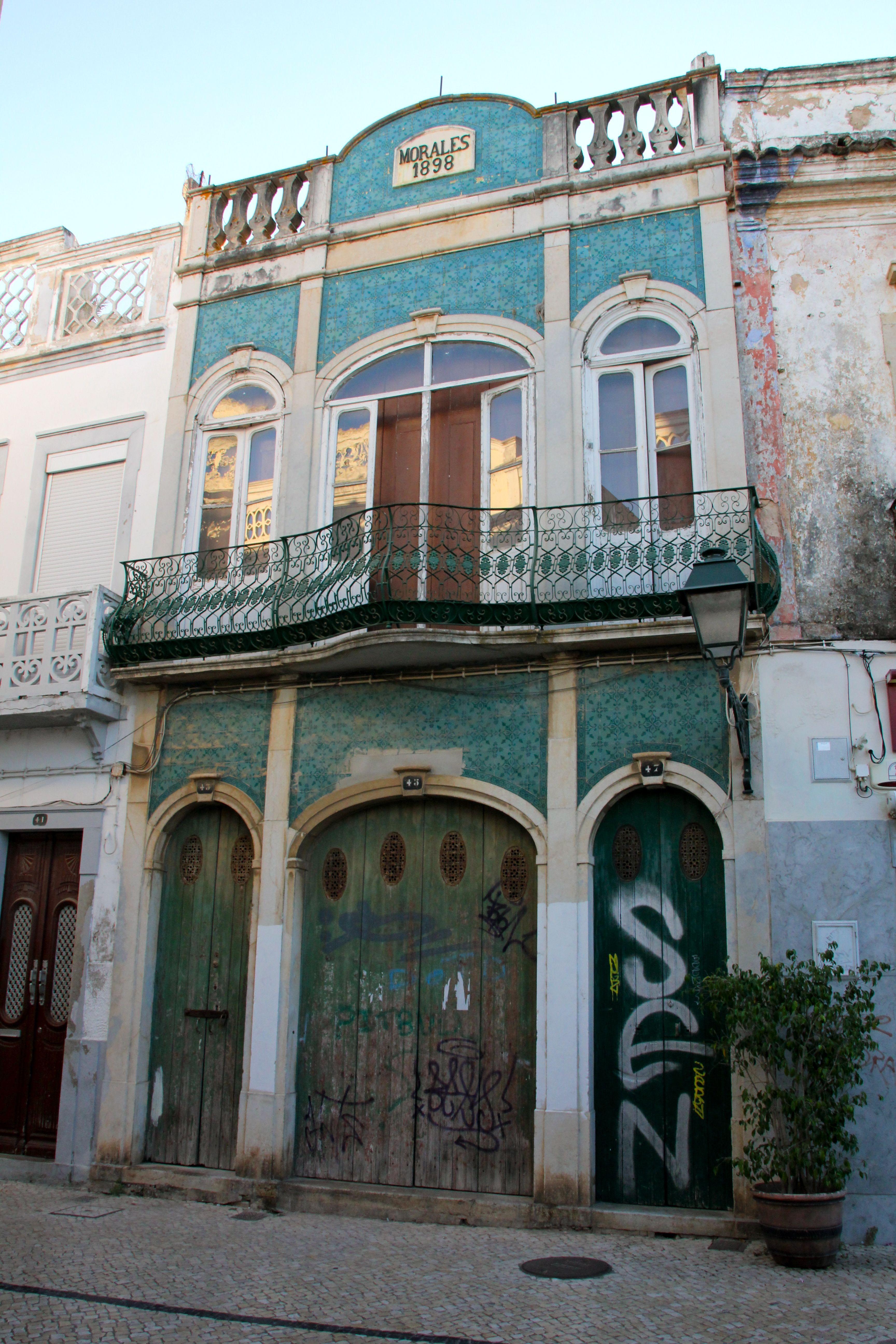 Casa antigua, Olhao, Algarve Credits Lolo Algarve
