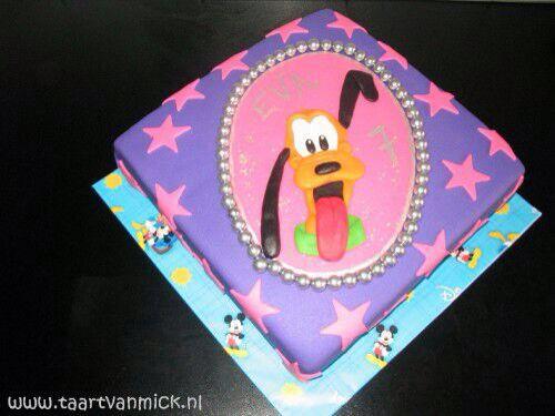 pluto taart Pluto taart | Taarten | Pinterest pluto taart