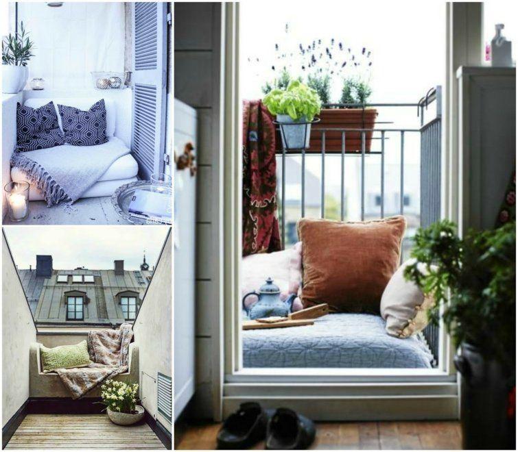 Idee Deco Petit Balcon Stunning Une Ide Dco Pour