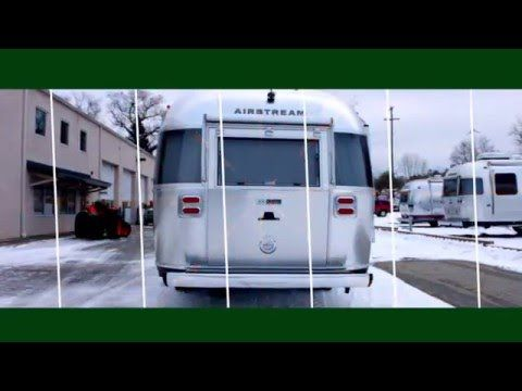 Music Video featuring the Limited Edition #Pendleton #Airstream at Woodland Travel Center in Grand Rapids, Michigan- YouTube