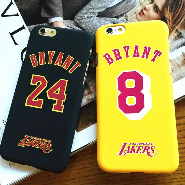 huge sale 53ec7 50593 Hot! Los Angeles Lakers Kobe Bryant Jersey Cover Case for ...