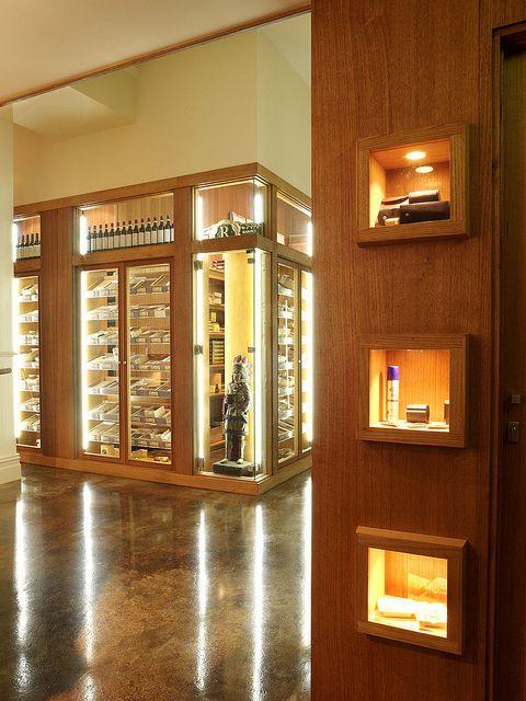 Walk In Cigar Humidor