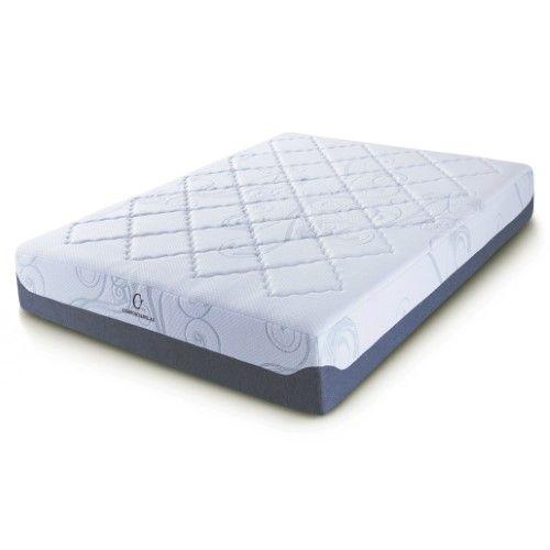 Cr Sleep 13 Inch Comfort Memory Foam Hybrid Mattress