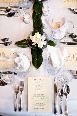 Intimate Downtown Boise Restaurant Wedding Gardenia Wedding Wedding Centerpieces Restaurant Wedding