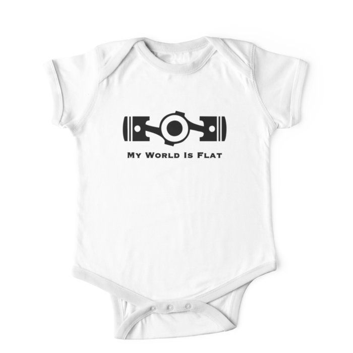 Ford Mustang baby clothes infant t-shirt one piece suit decal gifts cute tee
