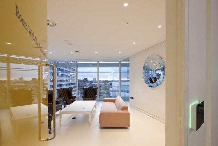 modern office interior design uktv. Office Tour: UKTV \u2013 London Offices Modern Interior Design Uktv