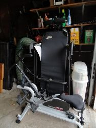 Hang up or Exercise Bike in Dickinson's Garage Sale in TOLEDO , OH for $150.00.