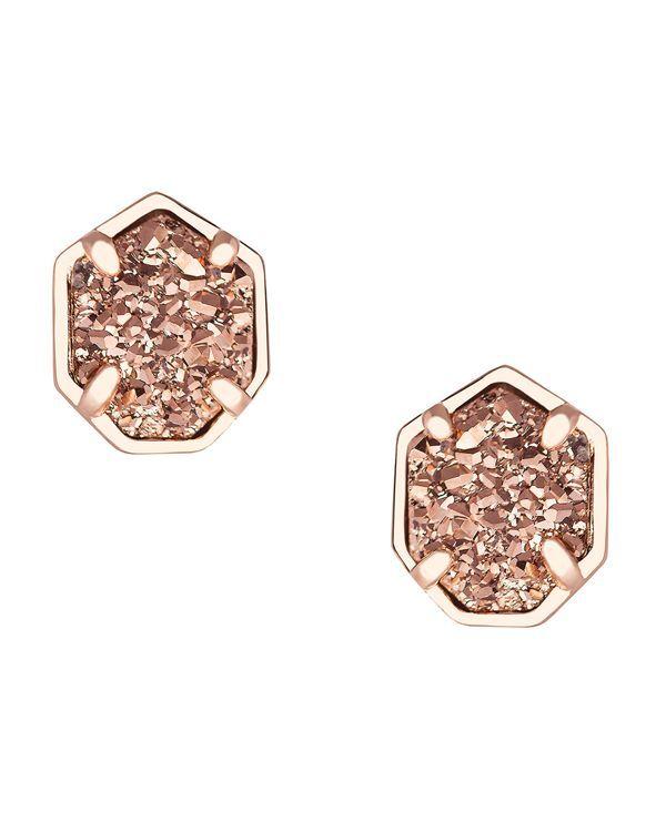 3561239ba0b6 Kendra Scott Logan Stud Earrings Kendra Scott Jewelry, Kendra Scott Rose  Gold, Kendra Scott