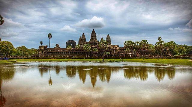 Reposting @rdmathur.in: Angkor Wat.  #EverydayCambodia #Photography  #canon6d #Shotoncanon #CambodiaTourism  #SiamReapTourism #Everydaylife #LifeinCambodia #ColoursofLife #Streetphotography #TravelBlogger #Streetography #Travelpics #Instagramer #Blogger #BorntoTravel #Travelstories #Travelpictures #Wanderlust #NightMarket #Mytravel #mytravelstory #memories #PicoftheDay #letsguide