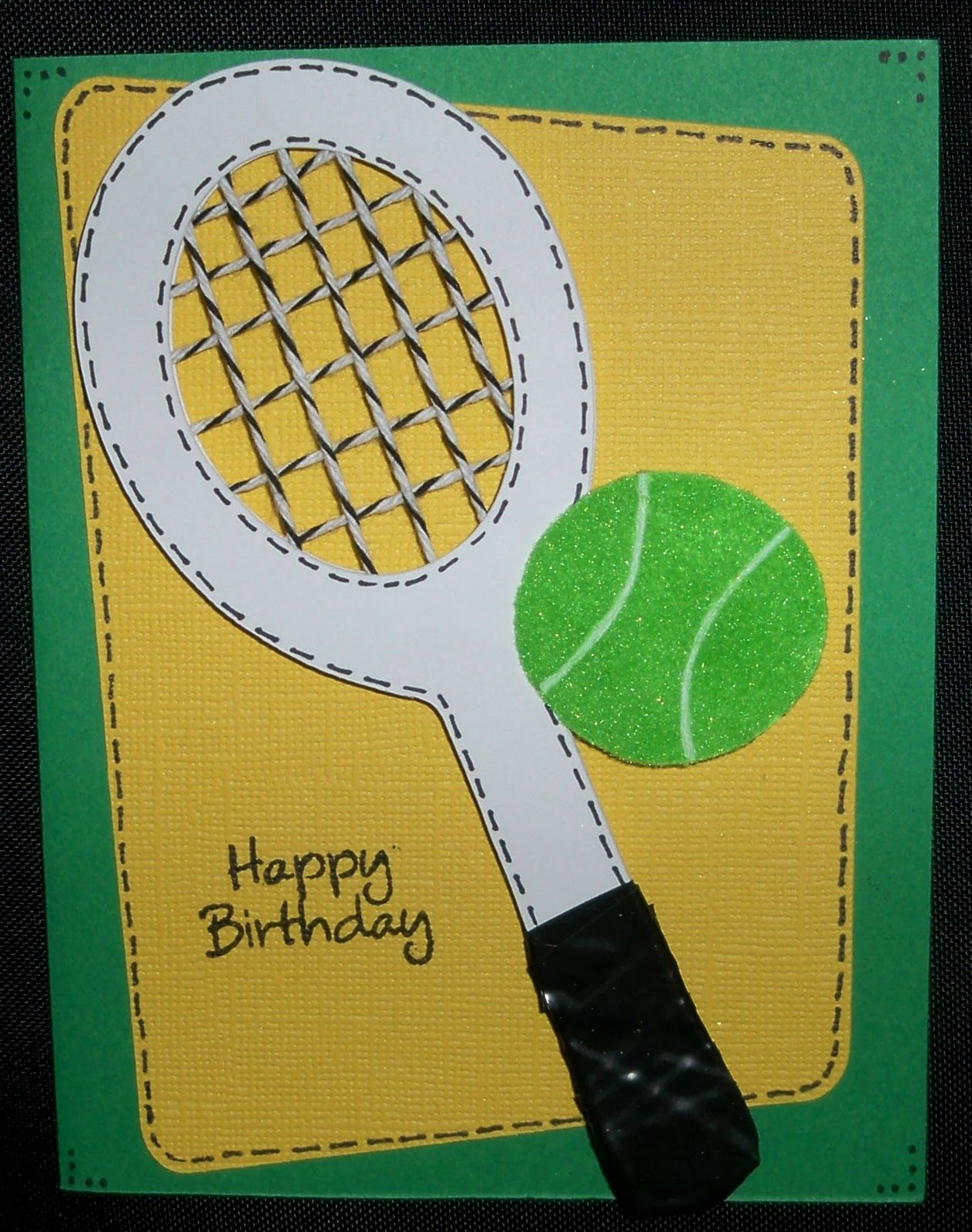 Everyday Paper Dolls Cartridge Cute For The Tennis Lover In Your