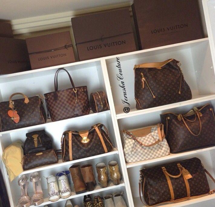 America's Largest Closet Was Robbed This Weekend | Purse ... |Purse Big Closets