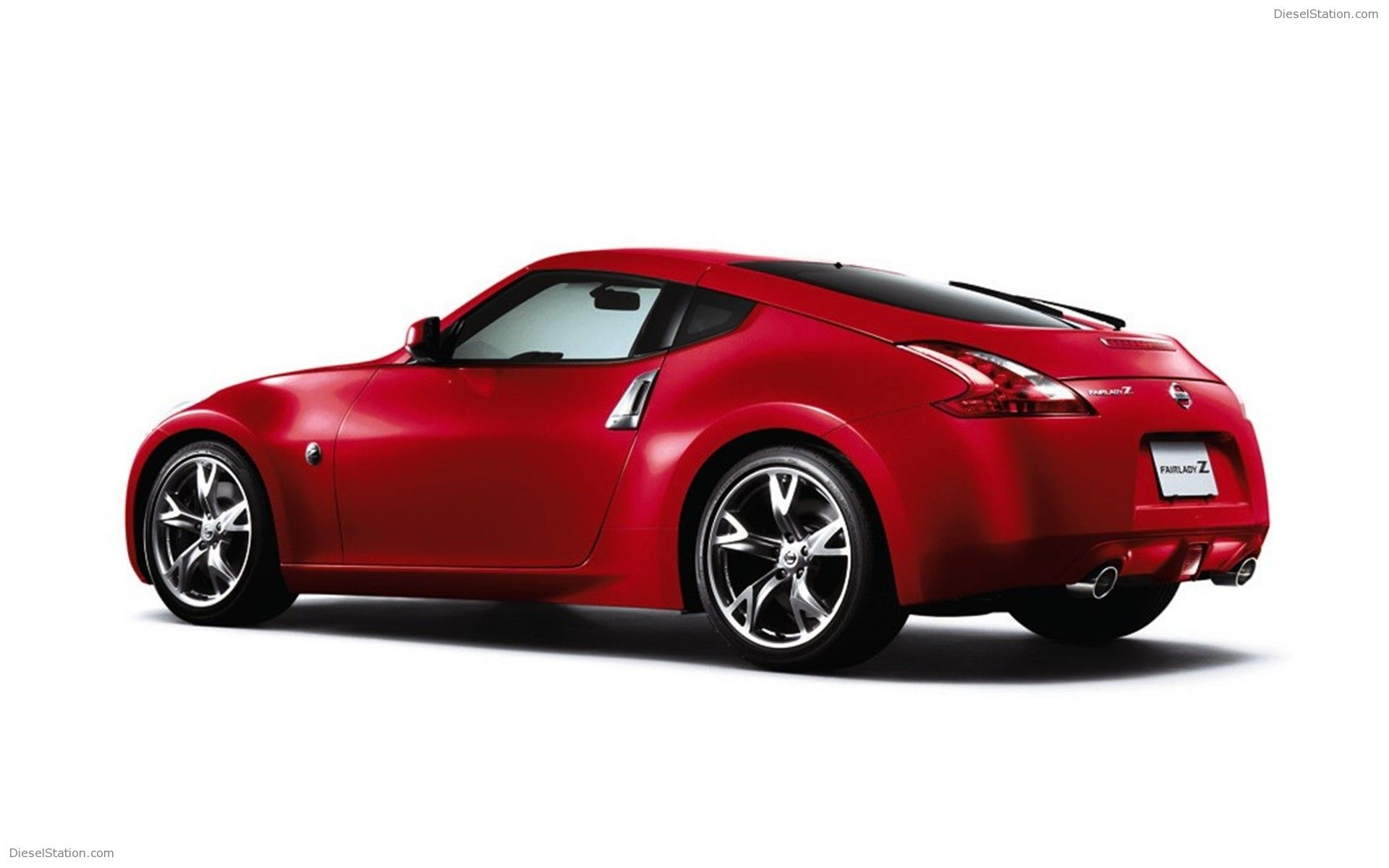 Red Nissan Fairlady Z. Find This Pin And More On 2 Seater Cars ...
