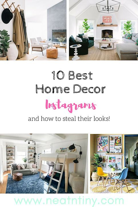 10 best home decor instagram accounts to follow in 2018 homedecor minimalistdecor