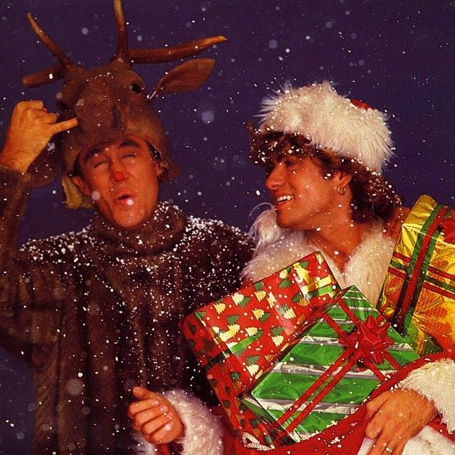 Wham! 'Last Christmas' still love it! Holiday songs