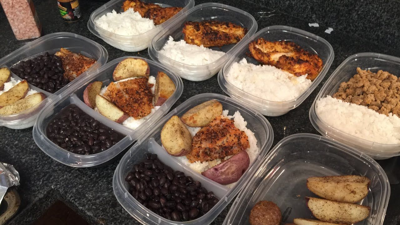 Meal Prep As A College Student Bulk Shred Cheap Healthy Meals Food Cheap Meal Prep