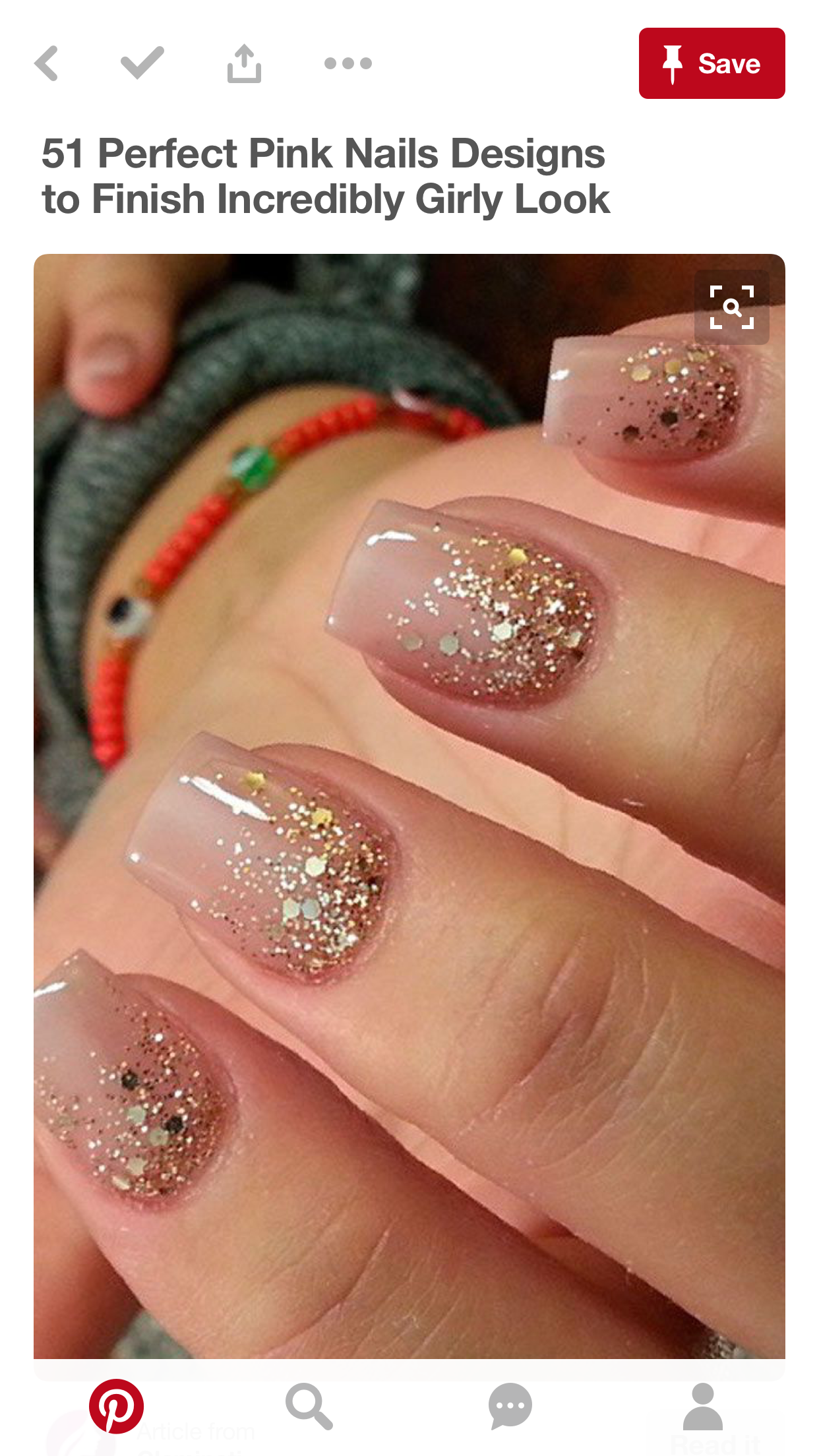 Pin by tina broadrib on manicures in pinterest makeup nail