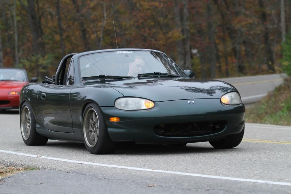 emerald mica nb miata by greenwithnb mazda miata roadsters pinterest cars mazda and mazda. Black Bedroom Furniture Sets. Home Design Ideas