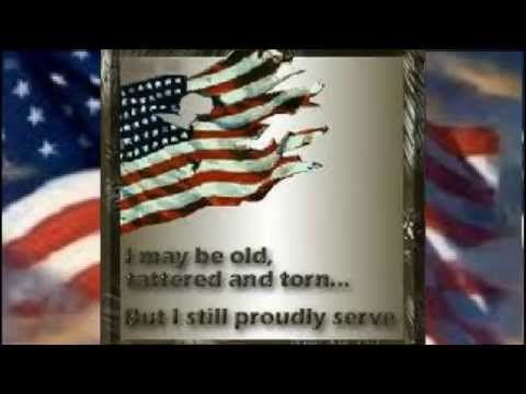 Ragged Old Flag By Johnny Cash Patriotic Poems Patriotic Old Glory