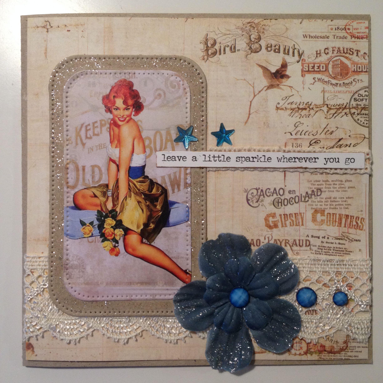 Pin Af Helle Skode Pa Mine Egne Kort My Own Cards Kort