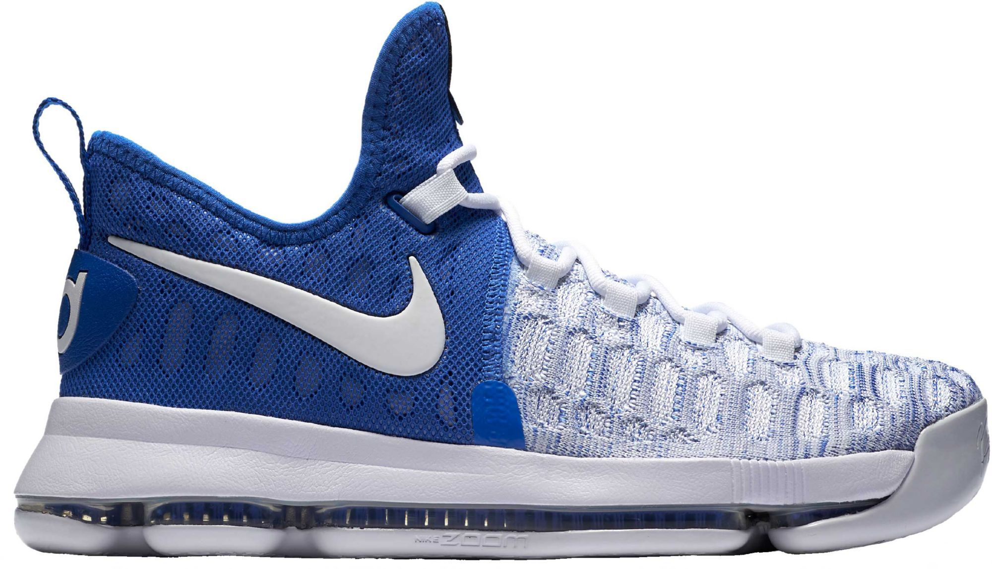 online store b827f 333e3 Nike Men's Zoom KD 9 Basketball Shoes, Blue | Products ...