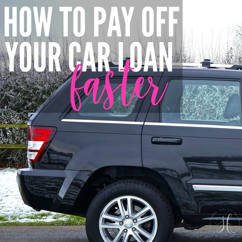 How To Pay Off Your Car Loan Faster Paying Off Car Loan Car Payment Car Loans