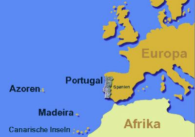 Azoren Karte Portugal.Madeira On The Map Portugal Portugal Travel Madeira Lisbon