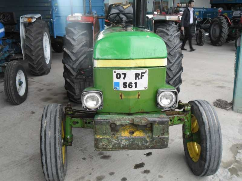 Traktor Panosundaki Pin