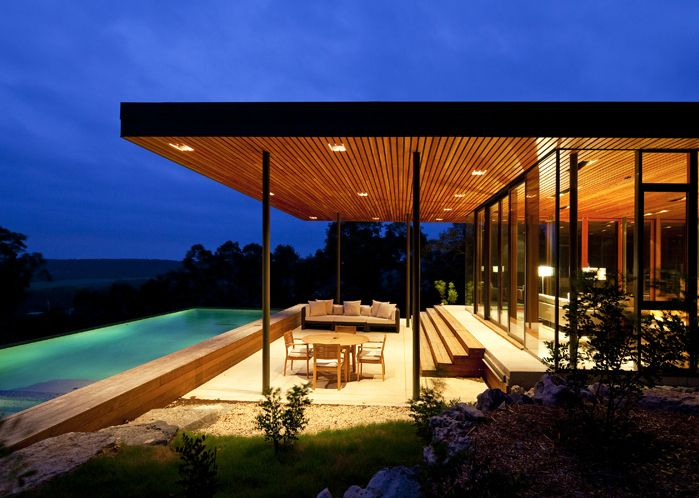 Ipe Pool Deck Dreams Arquitetura residencial