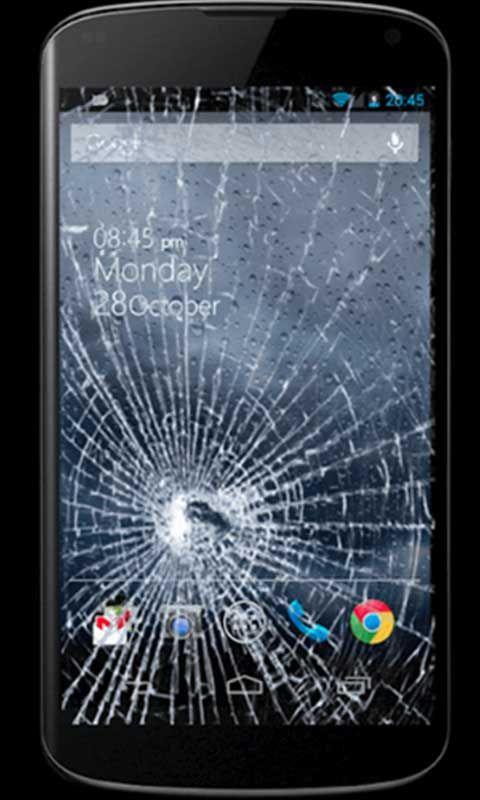 Mobile Cracked Screen Prank BorkenScreen CrackedPhone CrackedScreenPrank Broken