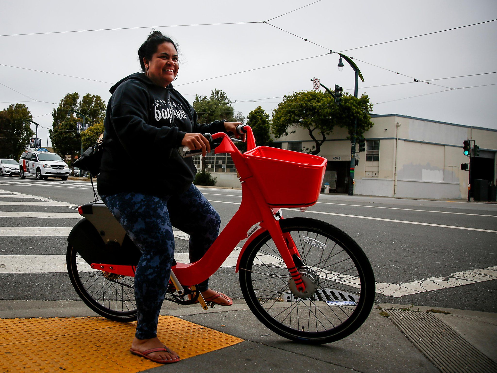 Electric Bike Share Rides Into Sf Jumping Ahead Of Ford Gobike Electric Bike Bike Share Ebike Electric Bicycle