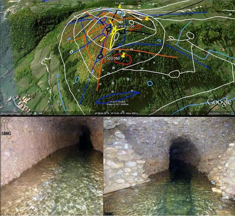 Bosnian Pyramid Tunnels