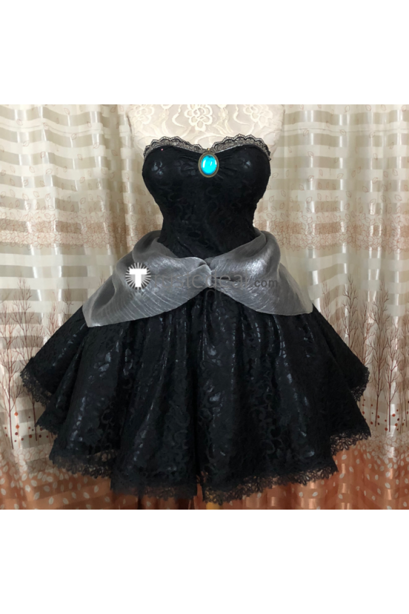 Home Female Bunny Cosplay Dress Halloween Girl Maid Cosplay Lolita Women Dress Cinderella Cosume Girl Dovetail Princess Dress