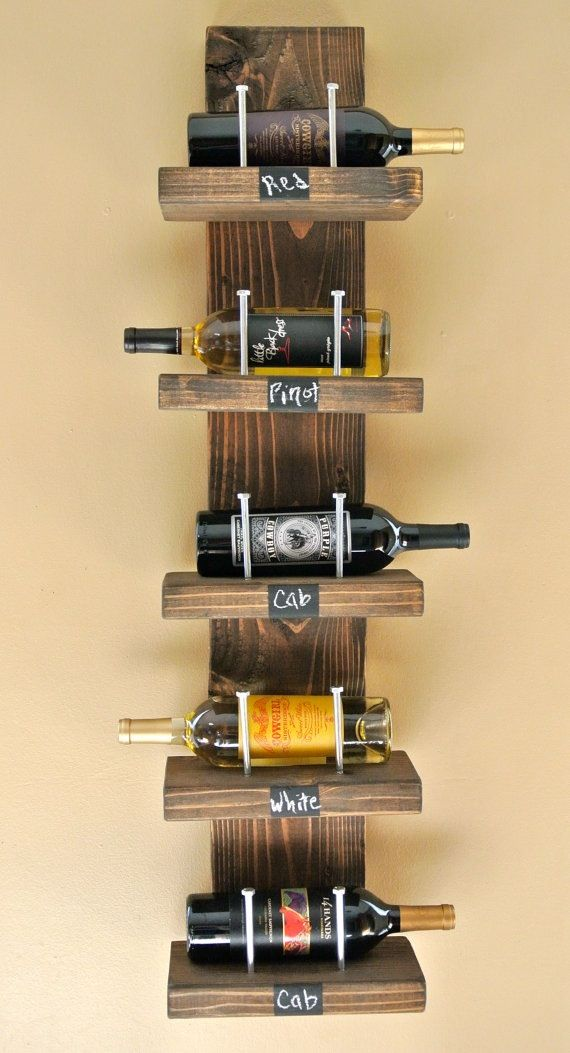 Creative wine rack | Cool Wine Storage Ideas | Pinterest | Wine ...
