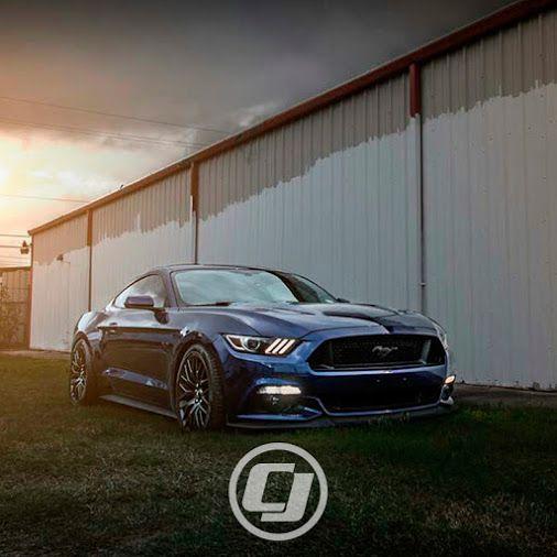 ACCELATEC Lowering Spring Set 2015-2019 | Customer Mustangs