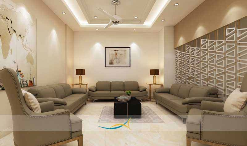 Residential Interior Design Is One Of The Most Favorite Tasks