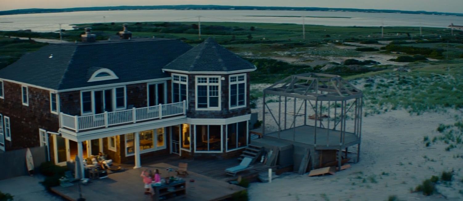 The Other Woman Beach House Movies Dream Beach Houses Beach Living Celebrity Houses