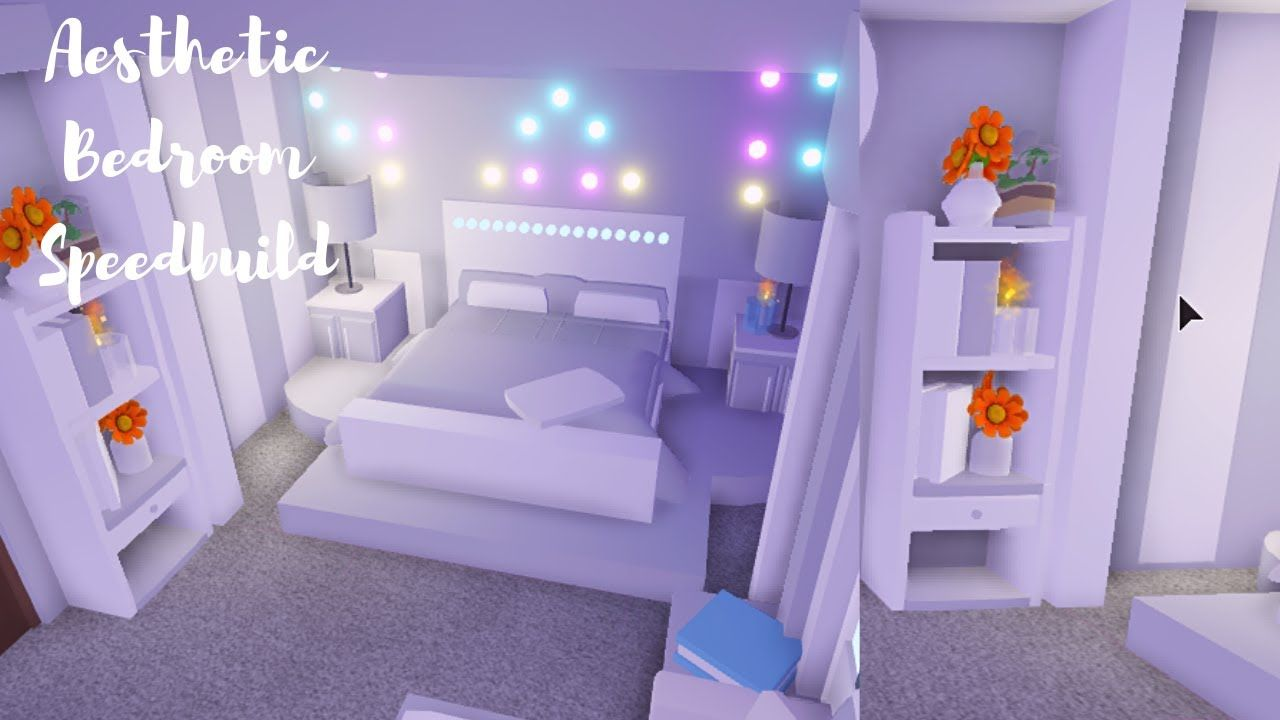 Aesthetic Bedroom Roblox Adopt Me Youtube Simple Bedroom Design Aesthetic Bedroom Cute Room Ideas