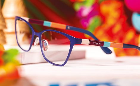 Colorbands - Special Collections - Vogue Eyewear