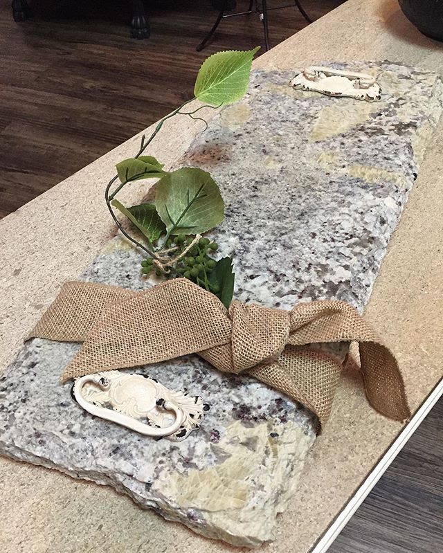 sweetlooking unique cutting boards. Another GORGEOUS  granite cheeseboard by Practical Girl Designs Because it is can be a cutting board as well serving platter