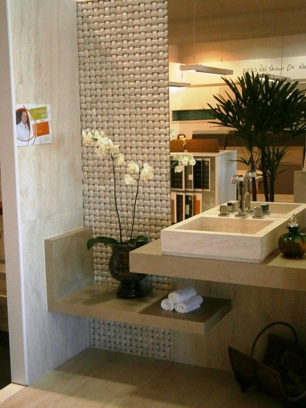 Lavabo - Mostra Portobello Shop Brasília | Galeria | Docol Metais ...