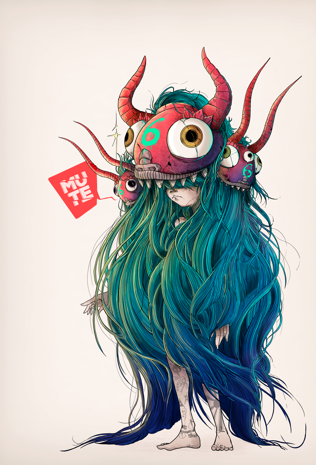 Spotlight: Check out the awesome work by illustrator and Character ...