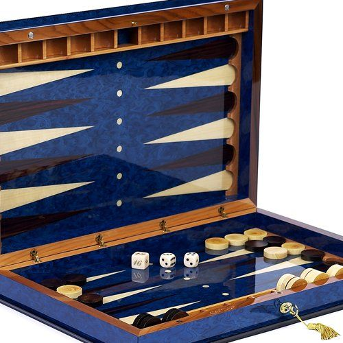 Best luxury Backgammon set [BUYING GUIDE 2019] | BackGammon