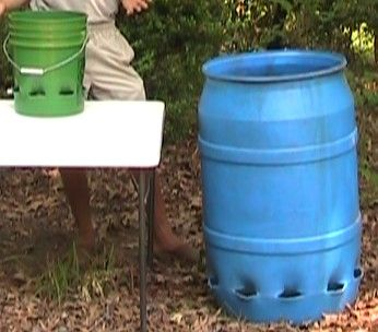 Diy Chicken Waterer Build A Better Chicken Feeder Waterer For