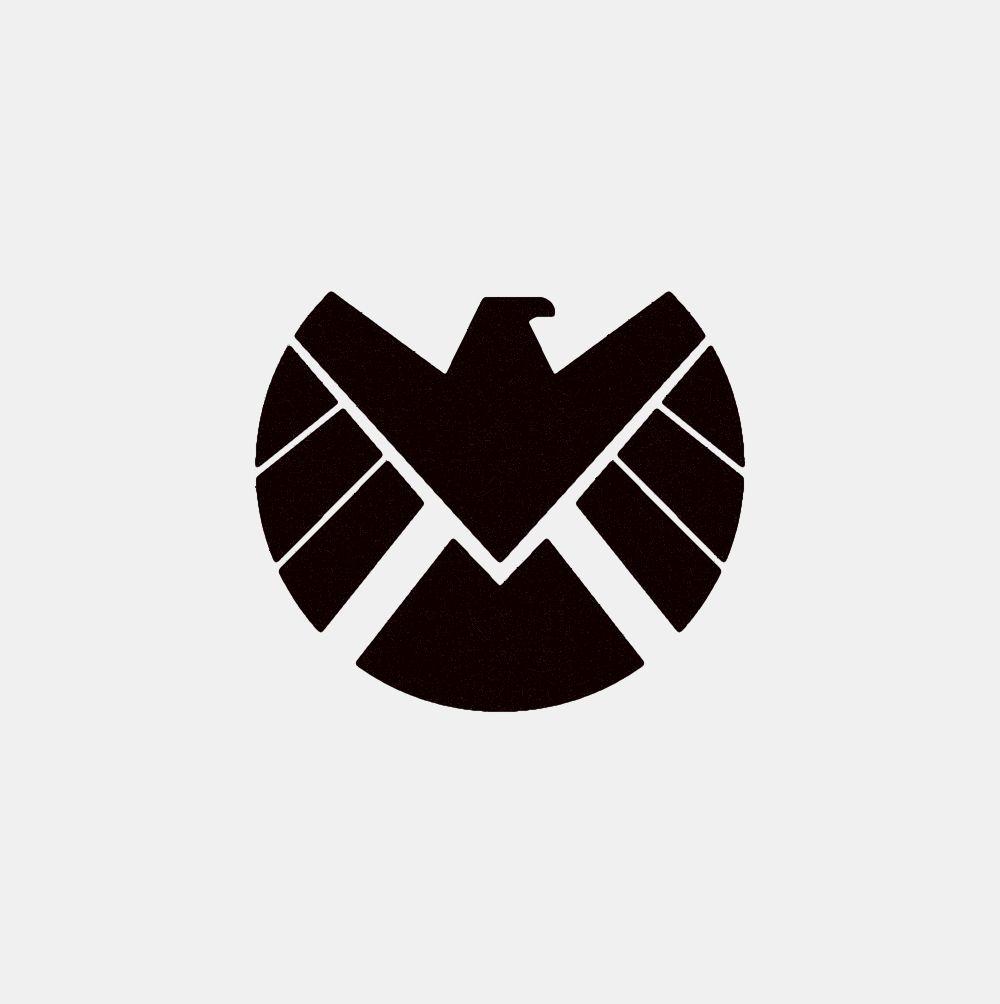 Shield Vector Logo Marvel | www.pixshark.com - Images ...