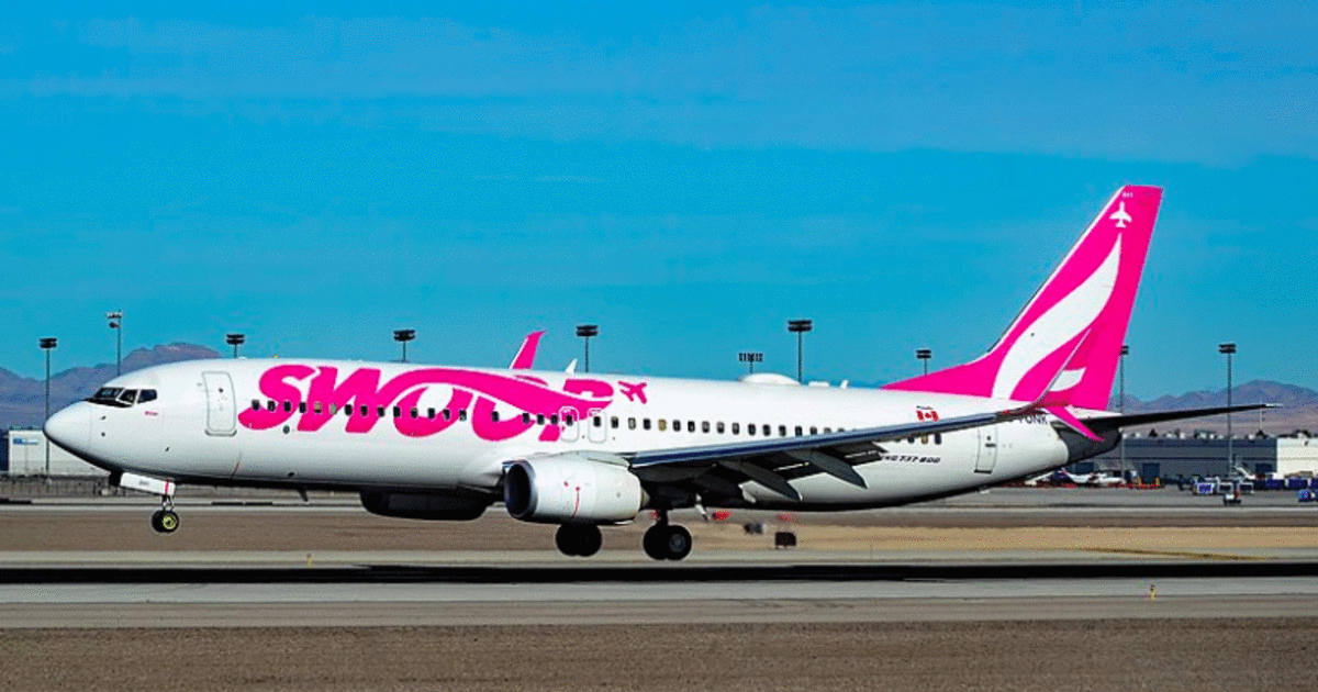 Swoop Passengers Were Stranded In A Sweltering Plane In