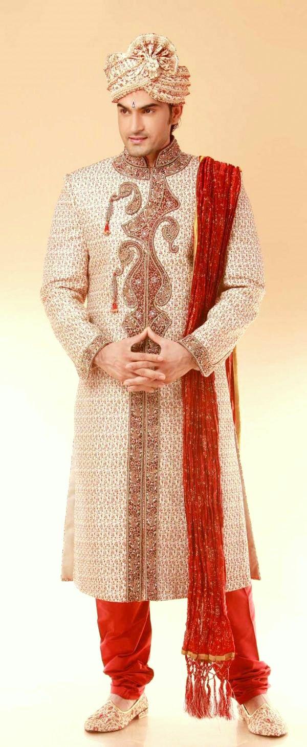 dresses for indian men 2013 | marriage dresses for men in india ...