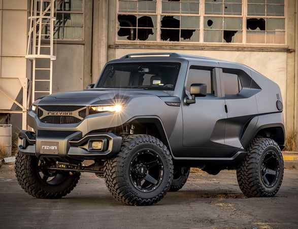 Rezvani Tank Suv Vehicles Suv Sport Utility Vehicle